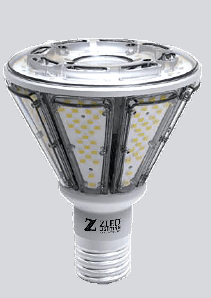 Ip65 Led Post Top Corn Lamps Zledlighting
