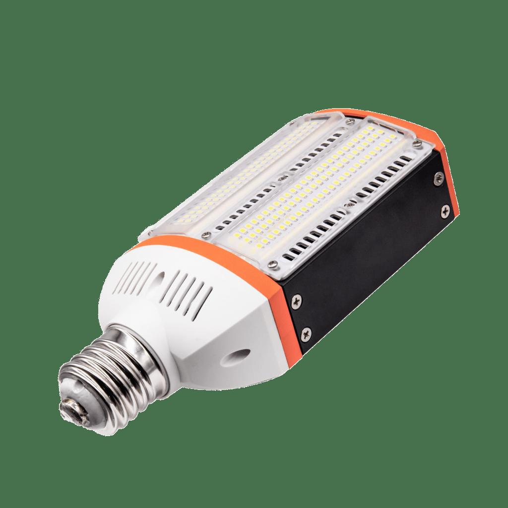 180 Degree Led Corn Lamps Paddle Amp Retrofit Zledlighting